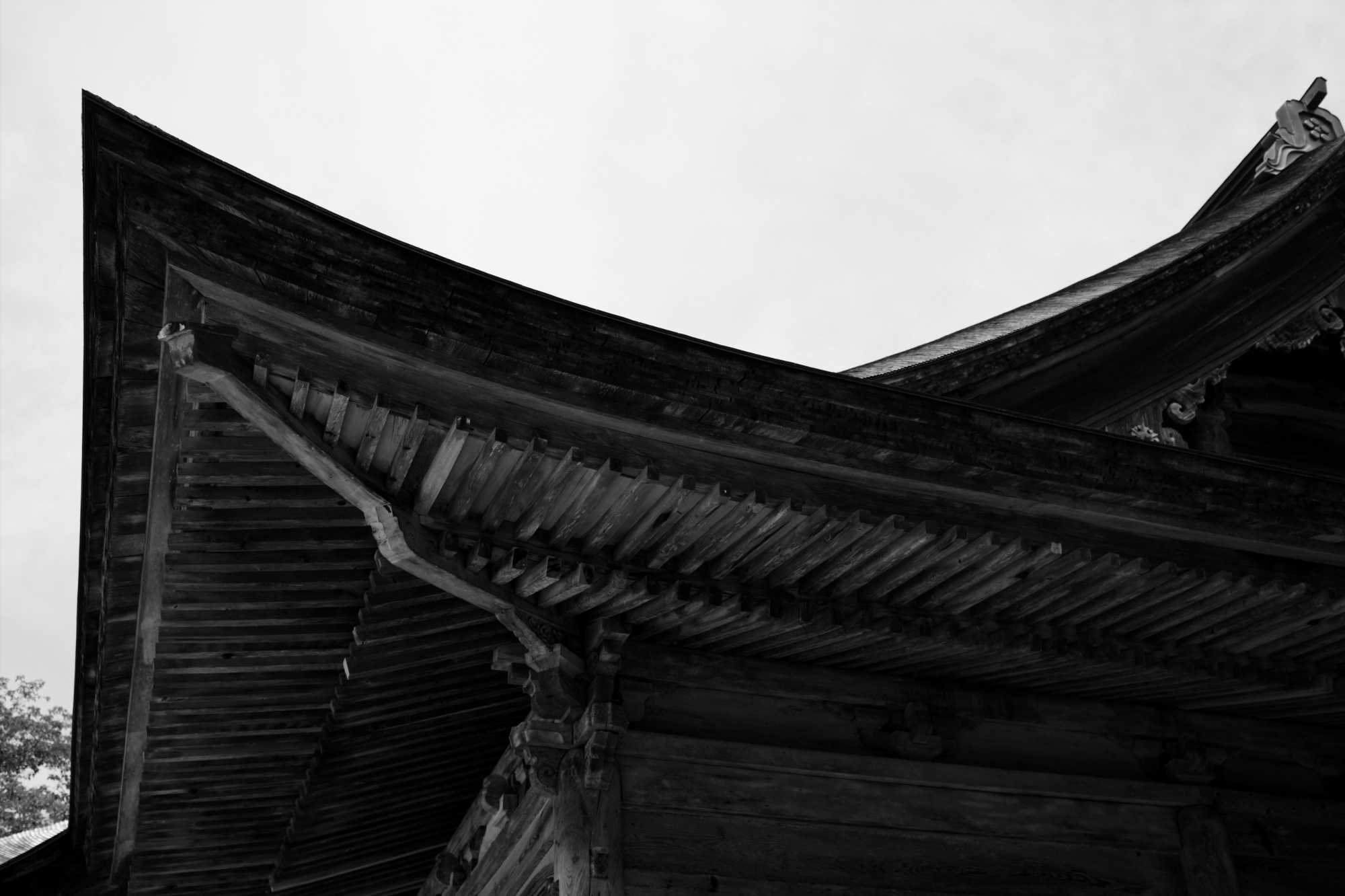Myojoji Temple, Noto Peninsula, Japan, May, 2016